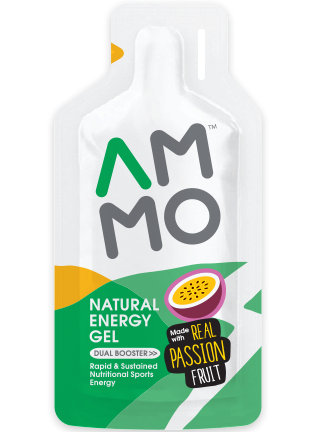 Natural Energy Gel PASSION FRUIT